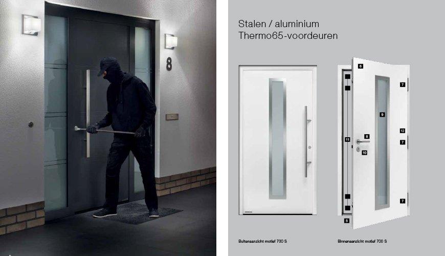 Betere Voordeur actie: veiligheidsvoordeuren in de aanbieding! - Deugro IO-76